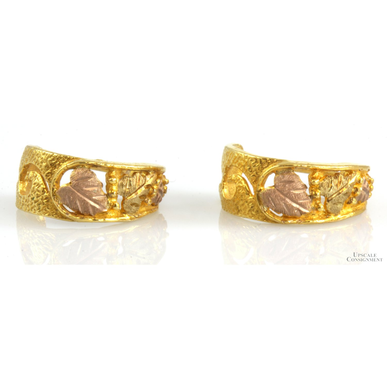 Black-Hills-Gold-10K-Tri-Gold-Hoop-Earrings_90927A.jpg