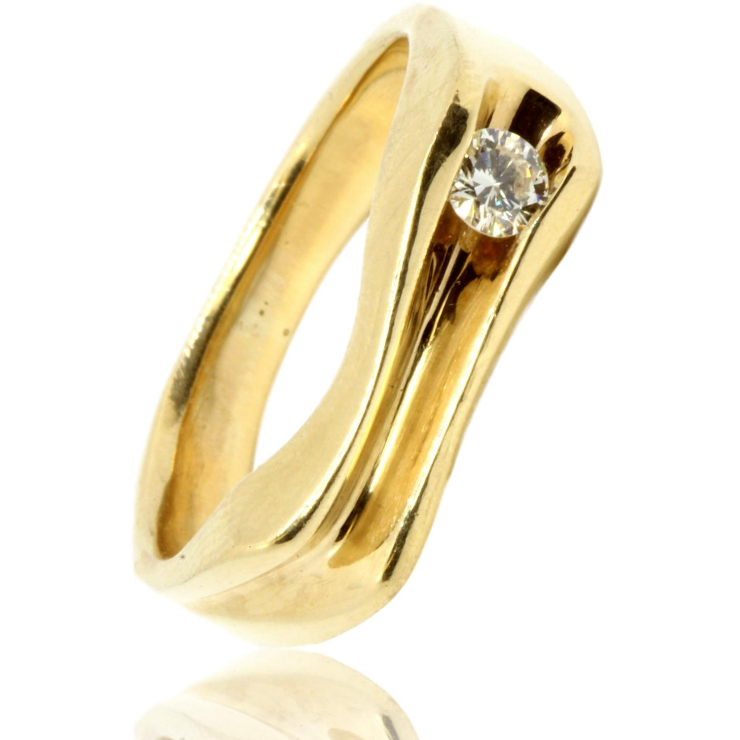Lawrence-Galleries-Mens-14K-Gold-.2ct.-Diamond-Ring_85161A.jpg