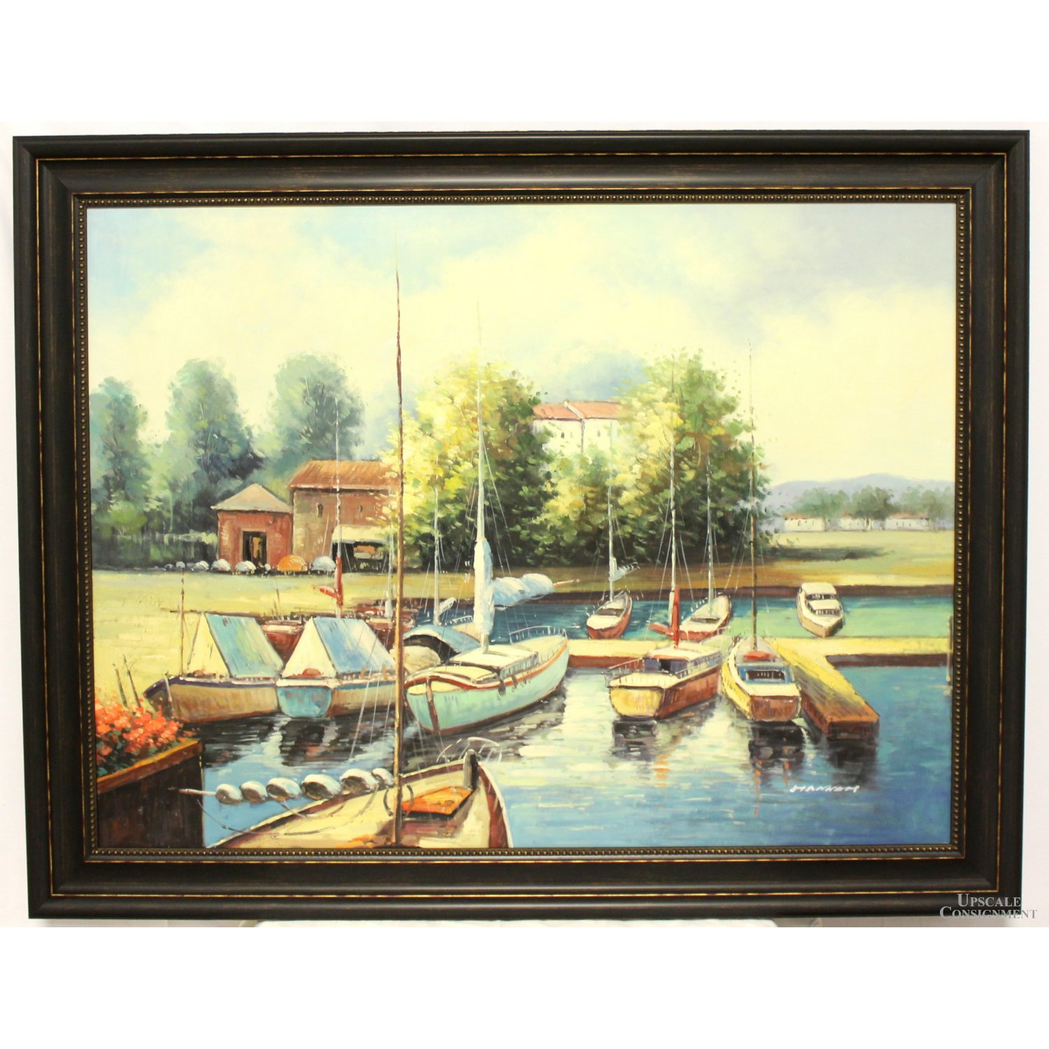 Original-Oil-Painting---Sailboats-in-Harbor_82090A.jpg