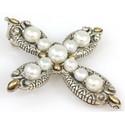 Sterling-Silver--18K-Gold-Pearl-Cross-Pendant-Enhancer_90074B.jpg