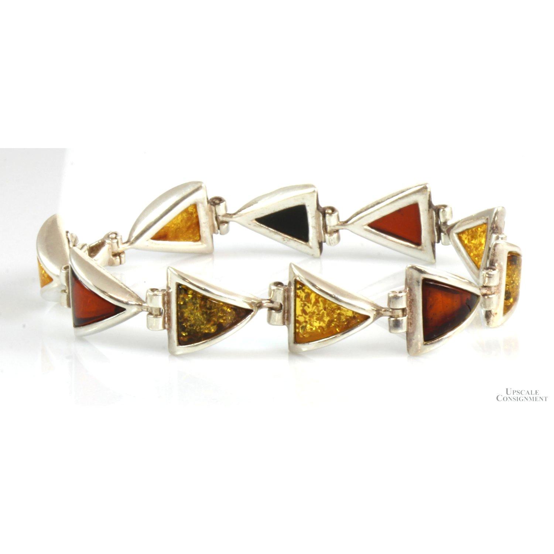 Valerio-Sterling-Silver-Tri-Color-Amber-Triangular-Link-Bracelet_92885A.jpg