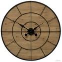 Wood--Metal-Framed-Wall-Clock_90503A.jpg