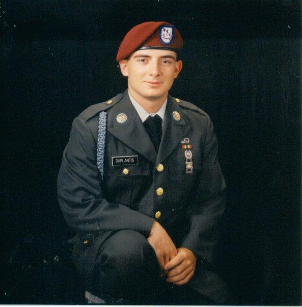 Lt. Trent Duplantis - SWAT, K9, Airborne Ranger