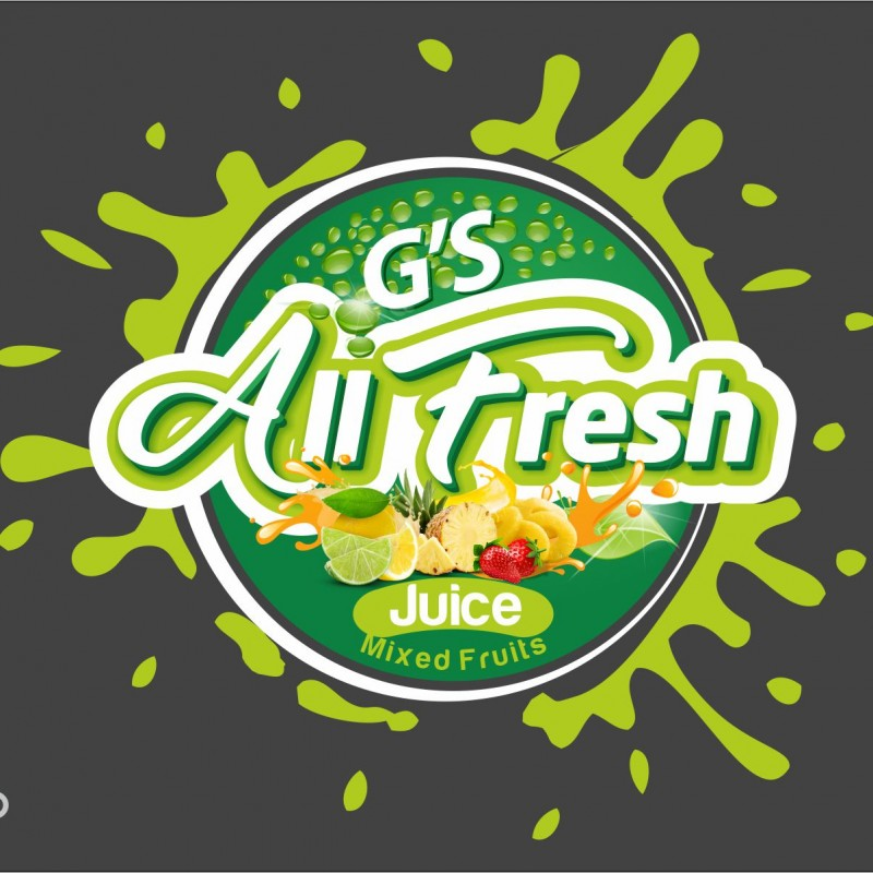 Brand Identity Developement For G'S ALL FRESH