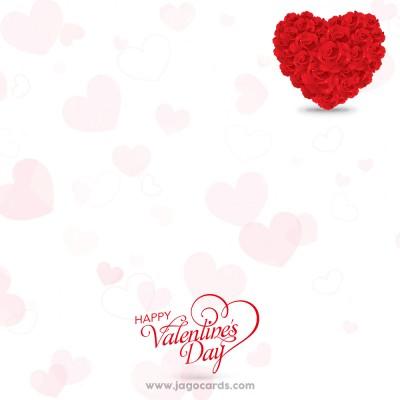 Jago Valentine E-card