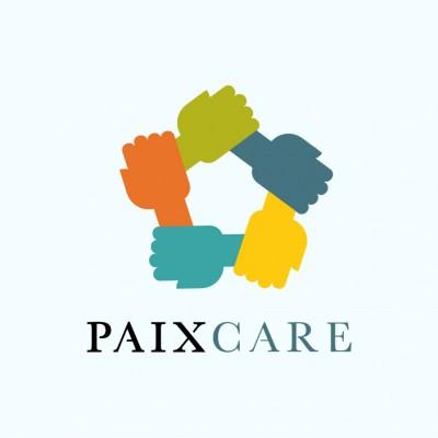 PaixCare Logo Design