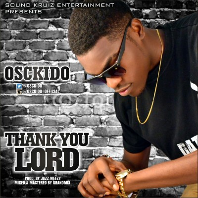 Thank you Lord by Osckido