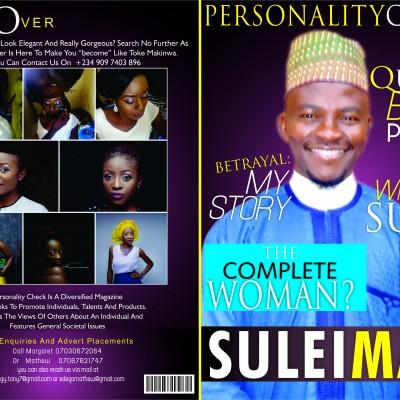 Personality Check Magazine