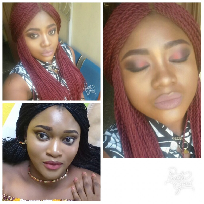 I'm Nengi Apiafi, an upcoming makeup artist in Port Harcourt, Nigeria.