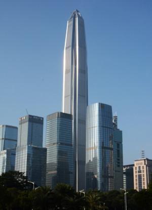 Ping An Finance Center The Skyscraper Center