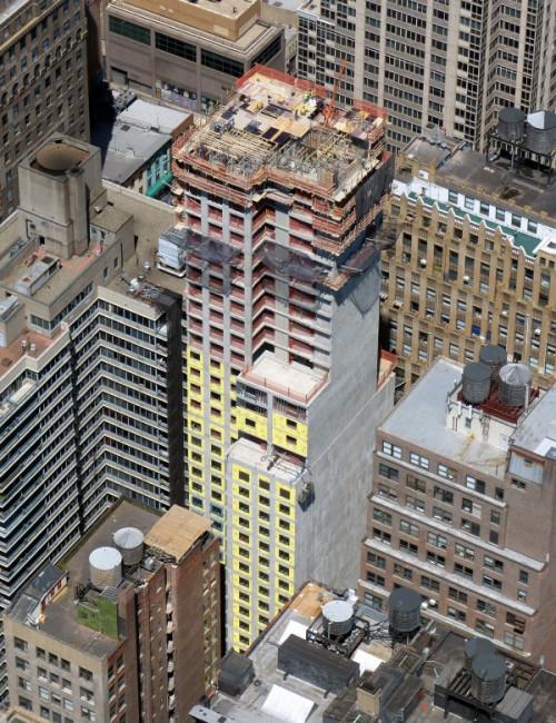 Embassy Suites By Hilton New York Midtown Manhattan The Skyscraper Center