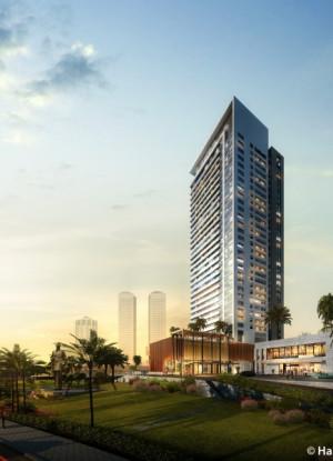 Shangri La Hotel Construction In Colombo