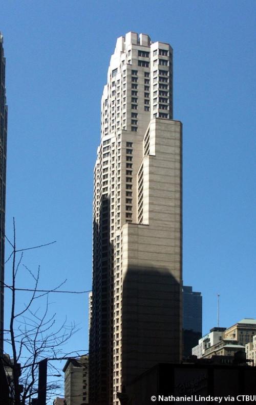 The London Nyc The Skyscraper Center