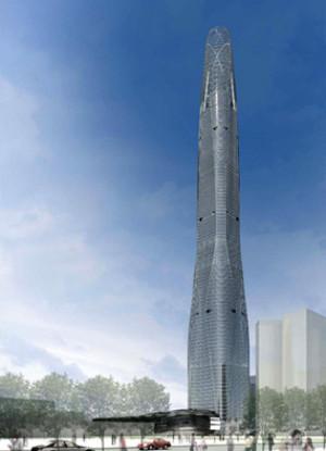 Tianjin Ctf Finance Centre The Skyscraper Center