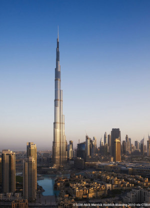 Hyder Consulting Tower Burj Khalifa - The Sky...