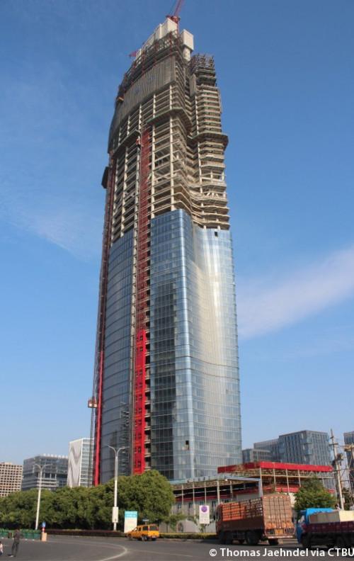 Greenland Group Suzhou Center - The Skyscraper Center