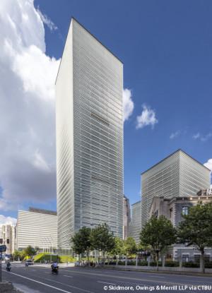 Pudong Financial Plaza