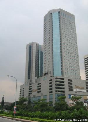 Menara Landmark Johor Bahru