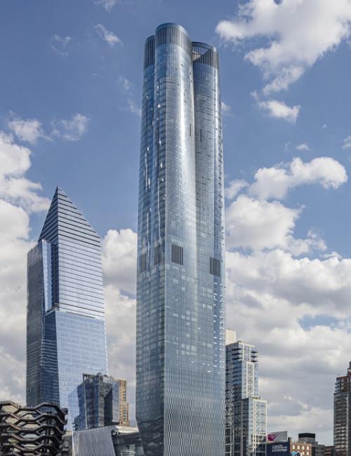 15 Hudson Yards The Skyscraper Center