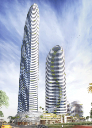 Southport Towers