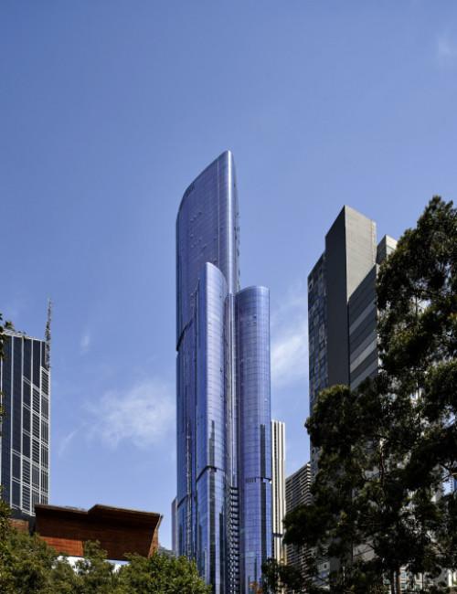 Aurora Melbourne Central The Skyscraper Center