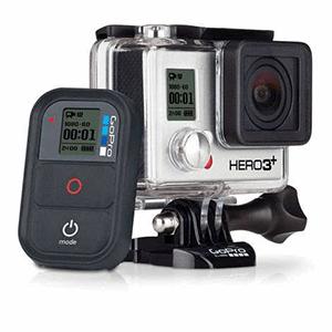 GoPro Hero 3+ Black Edition Full HD Action Video Camera Bundle