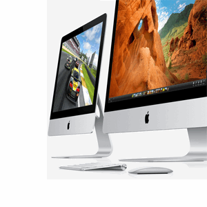 The new iMac 27 Inc 3.2Ghz