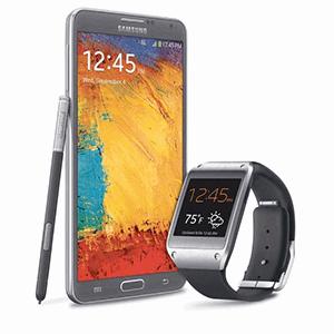 Samsung Note 3 + Galaxy Gear