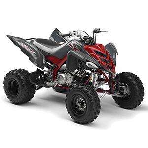 Yamaha YFM700 Raptor
