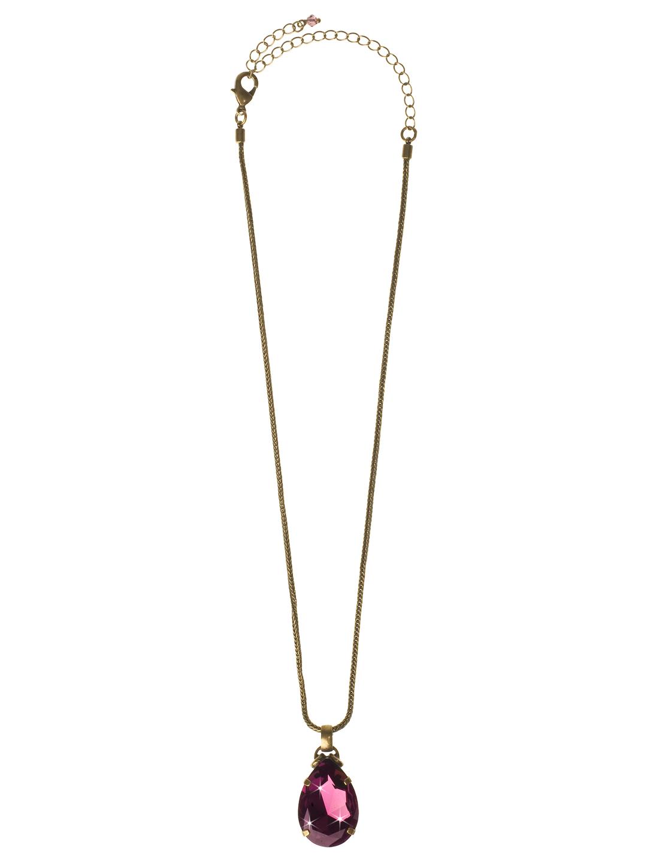 Sorrelli Sun Dance Necklace NCM25AGSUN  Antique gold tone