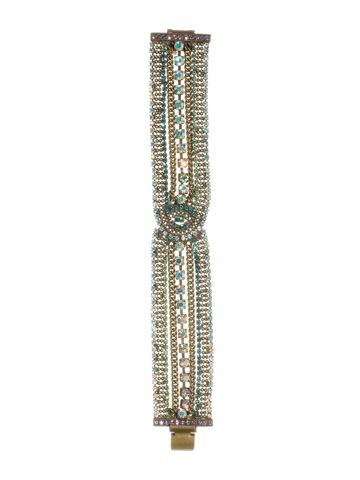 Sorrelli Bracelet in Antique Gold-tone Smitten