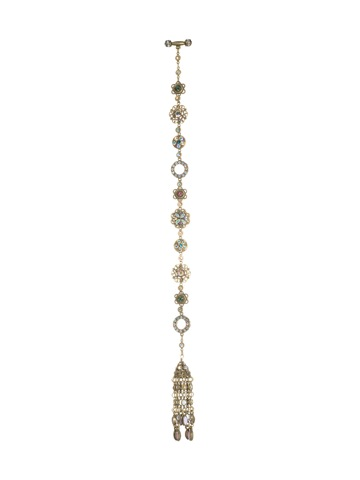 Sorrelli Bracelet in Antique Gold-tone Smitten