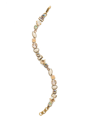 Constantia Bracelet in Antique Gold-tone Sandstone