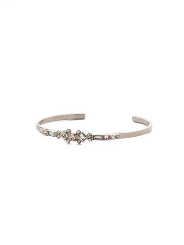 Briar Bracelet in Antique Silver-tone Soft Petal