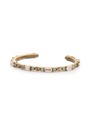 Salvia Bracelet in Antique Gold-tone Radiant Sunrise