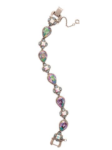 Posey Bracelet in Antique Silver-tone Stargazer