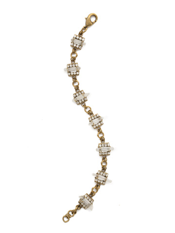 Square's To You Bracelet in Antique Gold-tone Crystal
