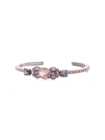 Mariella Cuff Bracelet in Antique Silver-tone Stargazer