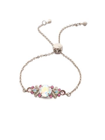 Rosina Slider Bracelet in Antique Silver-tone Stargazer