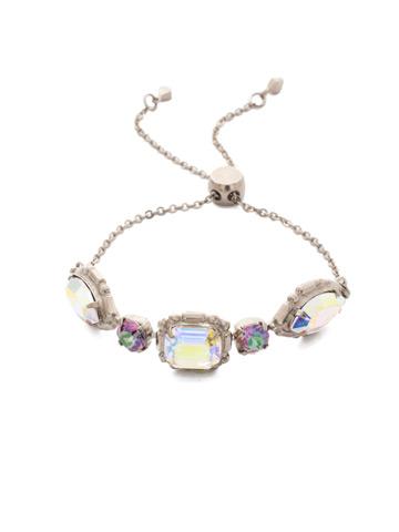 Tosca Slider Bracelet in Antique Silver-tone Stargazer