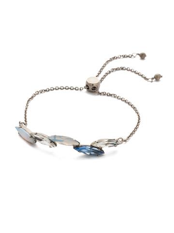 Daenery's Slider Bracelet in Antique Silver-tone Glacier