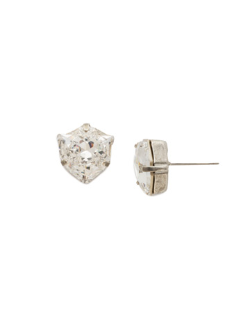 Perfectly Pretty Earring in Antique Silver-tone Crystal