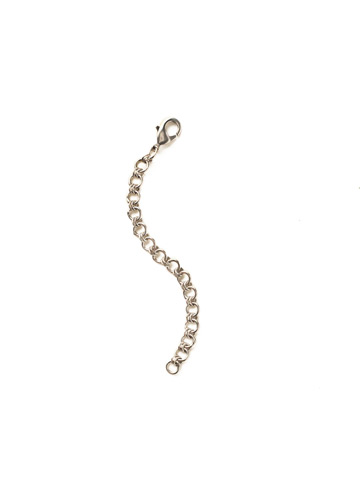 Necklace Extender in Antique Silver-tone