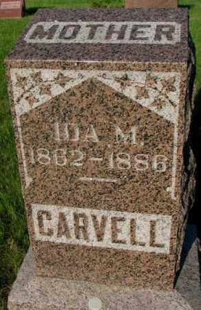 CARVELL, IDA M. - Aurora County, South Dakota | IDA M. CARVELL - South Dakota Gravestone Photos
