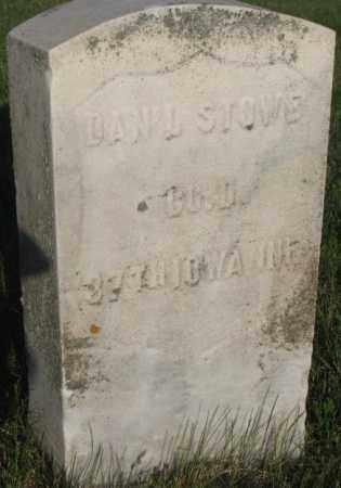 STOWE, DAN'L - Aurora County, South Dakota | DAN'L STOWE - South Dakota Gravestone Photos