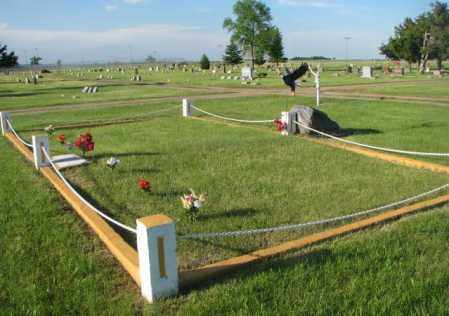*TRAINING SCHOOL FIRE, PLOT - Aurora County, South Dakota | PLOT *TRAINING SCHOOL FIRE - South Dakota Gravestone Photos