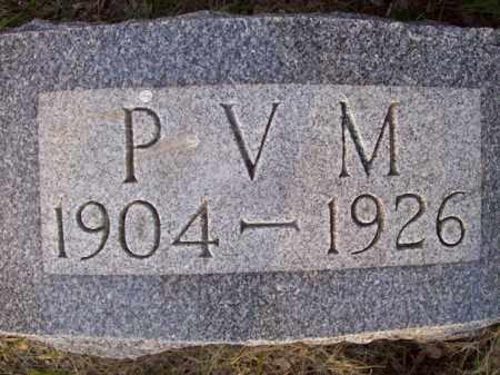 VAN MOORLEHEM, PAUL B. - Beadle County, South Dakota | PAUL B. VAN MOORLEHEM - South Dakota Gravestone Photos