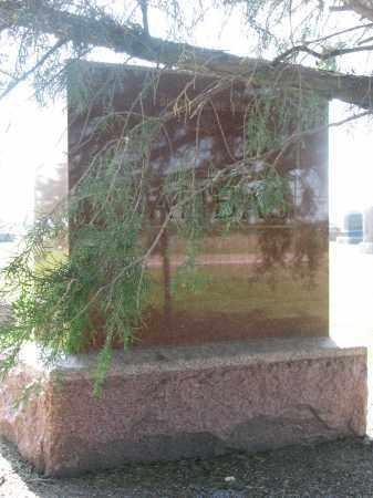BAMBAS, FAMILY STONE - Bon Homme County, South Dakota   FAMILY STONE BAMBAS - South Dakota Gravestone Photos