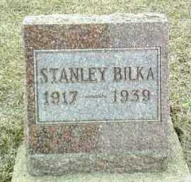 BILKA, STANLEY - Bon Homme County, South Dakota | STANLEY BILKA - South Dakota Gravestone Photos