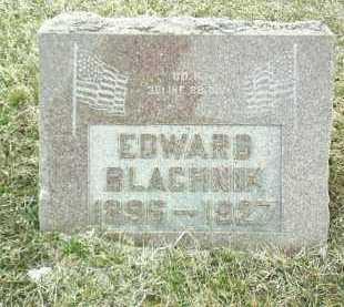 BLACHNIK, EDWARD - Bon Homme County, South Dakota   EDWARD BLACHNIK - South Dakota Gravestone Photos